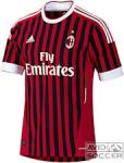 AC Milan Unveils New Kit